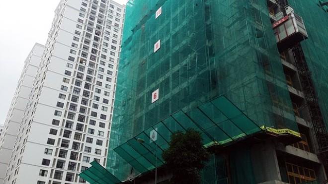 Giảm gần 80% lượng căn hộ tồn kho