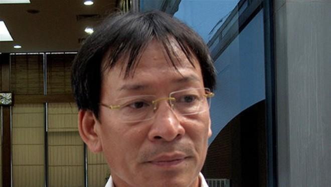 Ông Phạm Anh Tuấn - phó trưởng Ban Nội chính trung ương - Ảnh: V.V.T.