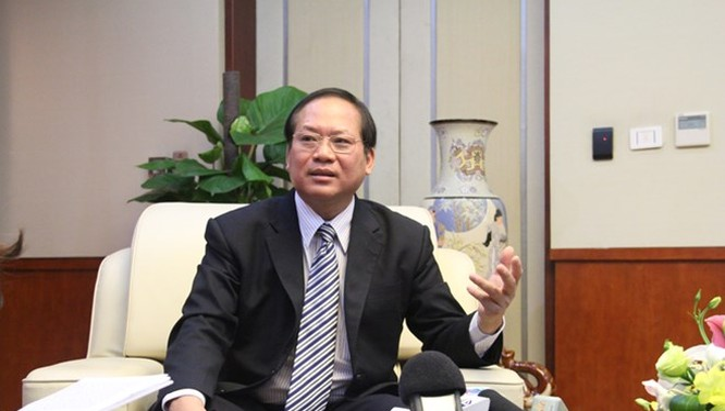 Thứ trưởng Trương Minh Tuấn