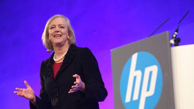 CEO Meg Whitman sẽ lãnh đạo HPE, một trong hai công ty mới tách ra từ HP - Ảnh minh họa: Internet