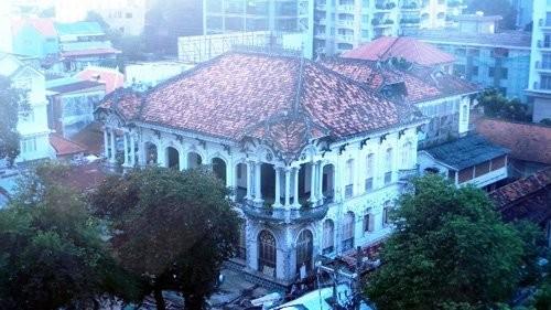 Căn biệt thử cổ gần 100 năm tuổi ở Sài Gòn được bán với giá 35 triệu USD
