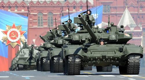 10 loại vũ khí hiện đại và hùng mạnh nhất của Nga