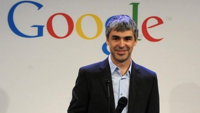Đứng đầu danh sách các doanh nhân quyền lực nhất thế giới do Forbes bình chọn là Larry Page - nhà đồng sáng lập Google, CEO Alphabet