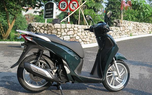 12.000 xe Honda SH tại Việt Nam bị lỗi khóa