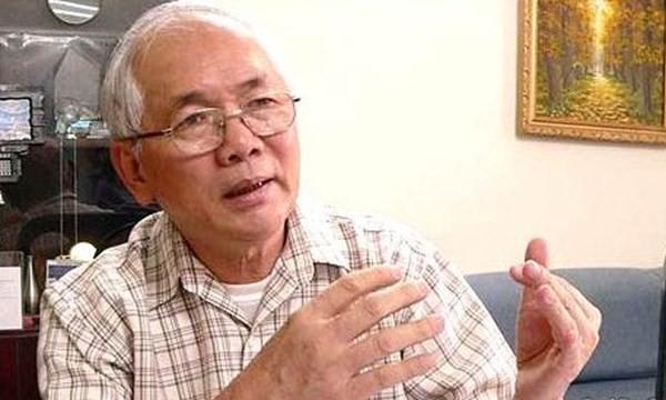 Luật sư Trần Quốc Thuận (nguyên Phó chủ nhiệm Văn phòng QH)