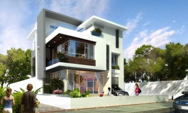 Nhà ở riêng lẻ, xây dưới 3 tầng được phép tự thiết kế