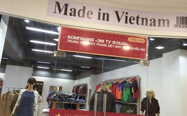 Bất chấp tình hình kinh tế Nga, kim ngạch thương mại Việt – Nga 9 tháng đầu năm 2015 vẫn đạt 1,6 tỉ đô la Mỹ và Việt Nam vẫn là nước xuất siêu sang Nga. Ảnh: Hải Lý