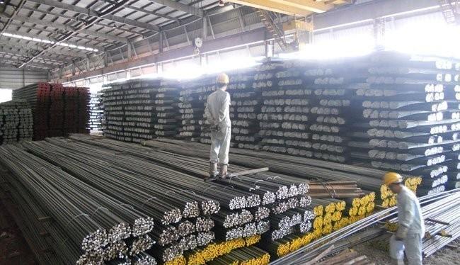 Vị trí xây dựng dự án nhà máy thép Guang Lian ở khu kinh tế Dung Quất có thể được nhà đầu tư trong nước thực hiện. Trong ảnh là sản xuất của một doanh nghiệp thép - Ảnh: TL.