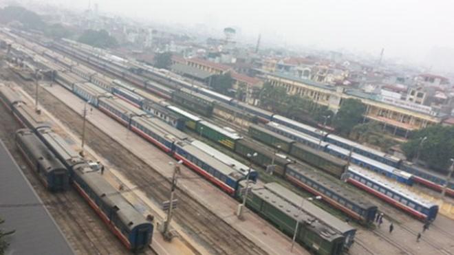 Đại tá công an làm phó tổng giám đốc Đường sắt Việt Nam
