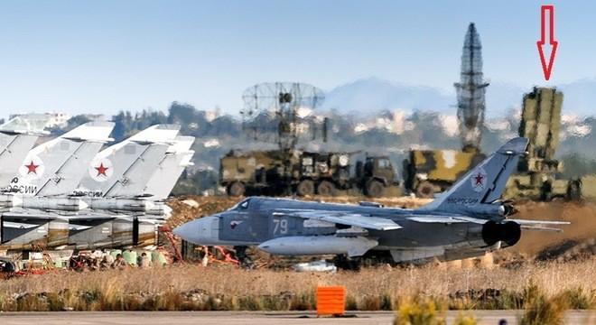 Sốc: Nga đã đưa tăng T-90 và S-400 đến Syria?