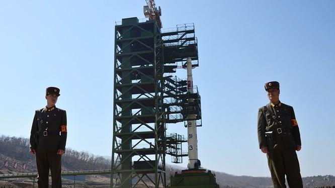 Triều Tiên đòi ký hiệp ước hòa bình với Mỹ trước, đàm phán hạt nhân sau - Ảnh minh họa: AFP