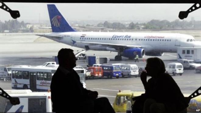 Nga cấm máy bay Ai Cập bay đến Nga