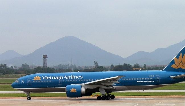 Các chuyến bay của Vietnam Airlines đi Pháp vẫn hoạt động bình thường - Ảnh: Anh Quân