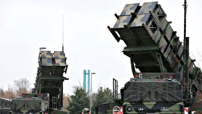 Tên lửa Patriot tại Thổ Nhĩ Kỳ. Thổ Nhĩ Kỳ đã hủy kế hoạch mua tên lửa phòng không của Trung Quốc - Ảnh minh họa: Reuters