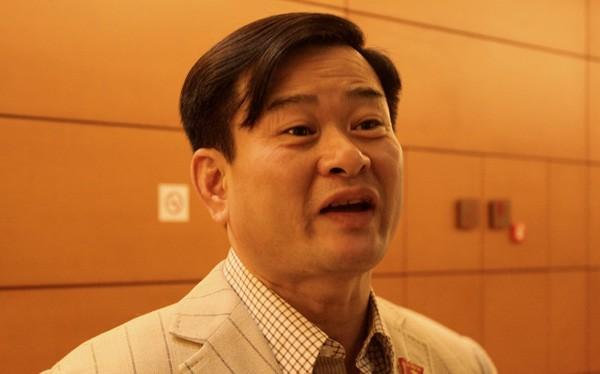 Phó chủ nhiệm Ủy ban Tư pháp Nguyễn Đình Quyền