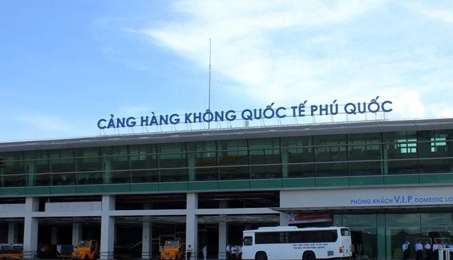 Nhà ga sân bay quốc tế Phú Quốc - Ảnh: Anh Quân