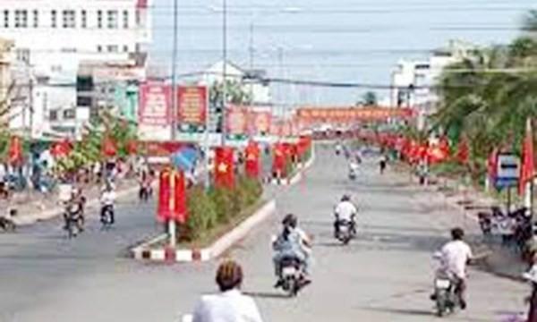 Vĩnh Châu, nơi được đề nghị xây tượng anh hùng Trung Quốc