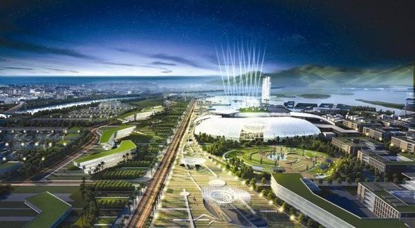 Dự án BT xây trung tâm hành chính tỉnh Khánh Hòa có vốn đầu tư 4.300 tỉ đồng.