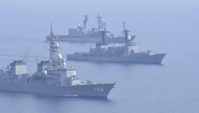 Trung Quốc hiện đang chiếm đảo của nhiều nước châu Á