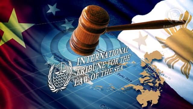 Vòng 2 phiên tòa trọng tài Philippines kiện Trung Quốc sẽ diễn ra từ 24 - 30/11
