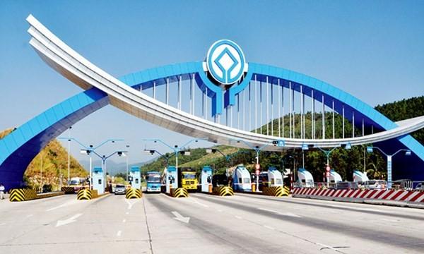 Trạm thu phí BOT Đại Yên (Km97+050 QL18)