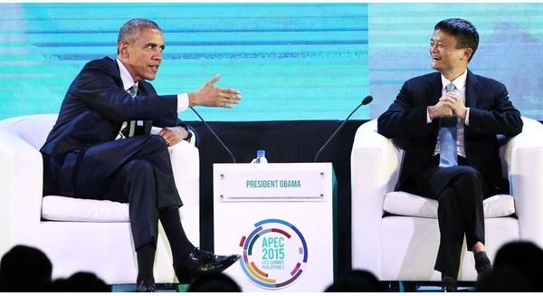 Obama vs Jack Ma: Cuộc trò chuyện giữa 2 người đàn ông thú vị nhất thế giới
