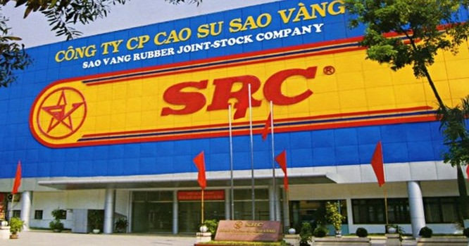 Cao su Sao Vàng muốn xây Trung tâm thương mại gần Royal City
