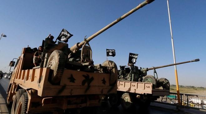 Thổ Nhì Kỳ cung cấp vũ khí và huấn luyện quân cho IS?