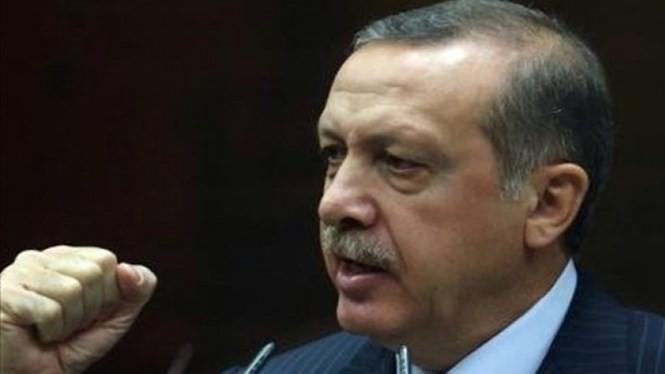 Tổng thống Thổ Nhĩ Kỳ Recep Tayyip Erdogan - Ảnh: AFP
