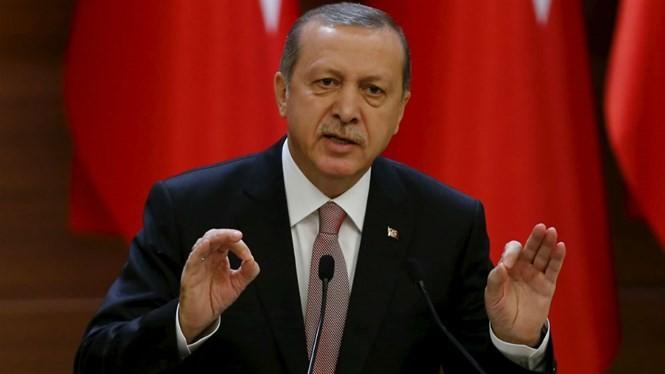 """Tổng thống Thổ Nhĩ Kỳ Erdogan khi phát biểu trên truyền hình France 24 của Pháp cũng nói rằng """"Nếu chúng tôi biết đó là máy bay Nga, có thể chúng tôi đã cảnh báo kiểu khác rồi"""" - Ảnh: Reuters"""