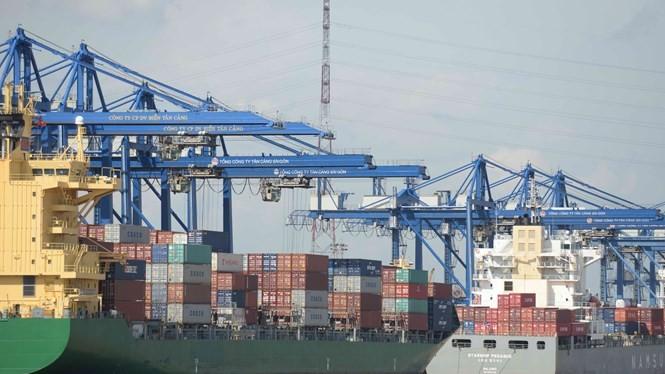 80% thị phần logistics VN thuộc về doanh nghiệp nước ngoài - Ảnh: Diệp Đức Minh