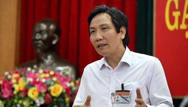 Thứ trưởng Bộ Nội vụ Trần Anh Tuấn cho rằng tỷ lệ tinh giản biên chế bao nhiêu còn phụ thuộc năng lực cán bộ từng đơn vị