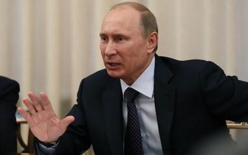 Tổng thống Nga Putin. Ảnh: informationng.