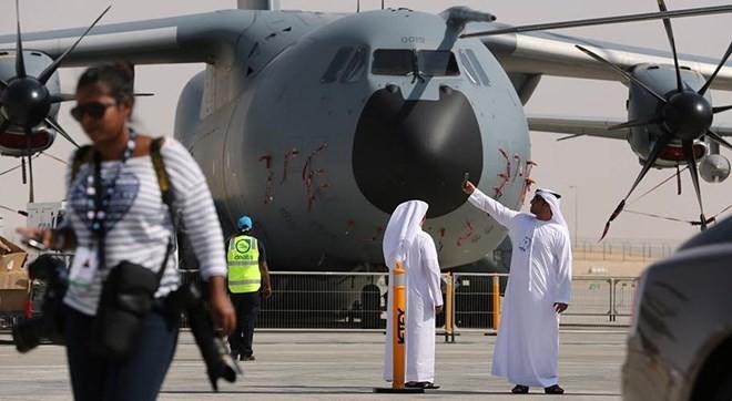Các tiểu vương quốc Arab thống nhất (UAE) đang ngày càng đóng vai trò tích cực hơn ở Trung Đông