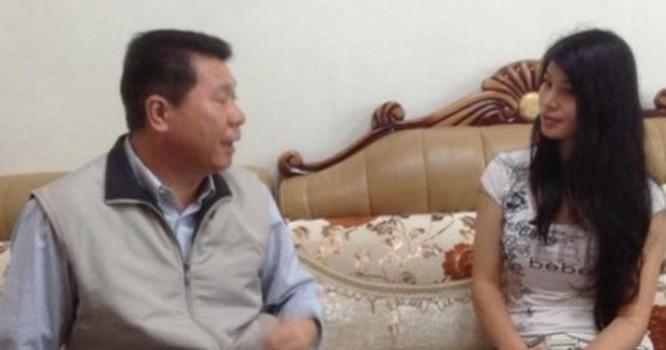 PV phỏng vấn ông Lin Chin Chuang