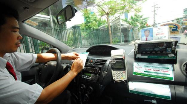 Cuộc chiến cước taxi