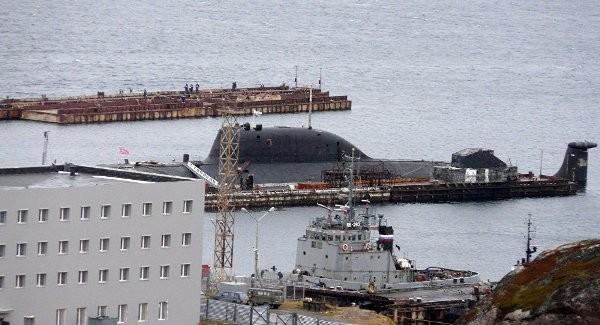 Nga nâng cấp tàu ngầm hạt nhân chiến lược
