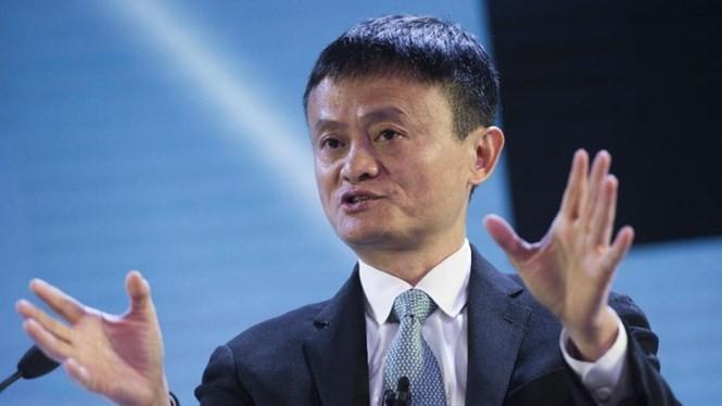 Tỉ phú người Trung Quốc, Jack Ma được cho sắp mua lại cổ phần để giành quyền kiểm soát tờ báo Hồng Kông SCMP - Ảnh: AFP