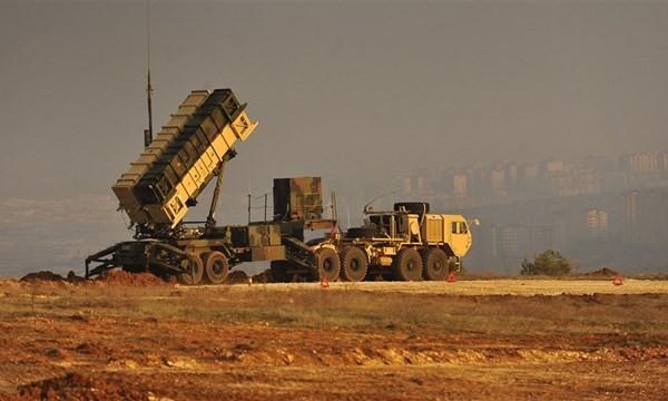 Một hệ thống phòng không Patriot của NATO tại Thổ Nhĩ Kỳ