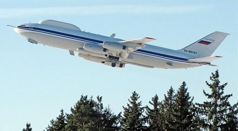 """Máy bay """"Ngày tận thế"""" mới của Nga"""