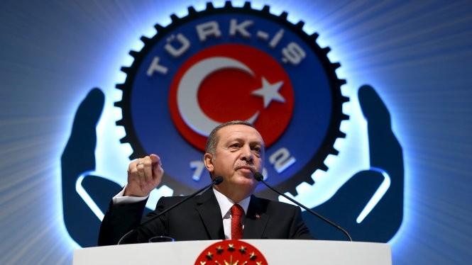Ông Erdogan phản đòn Nga - Ảnh: Reuters
