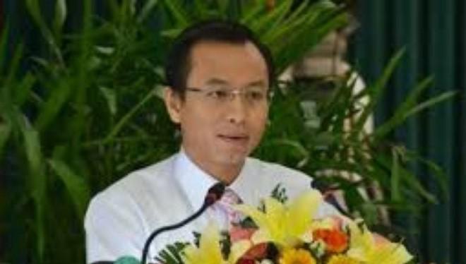 Bí thư Thành ủy Đà Nẵng Nguyễn Xuân Anh.