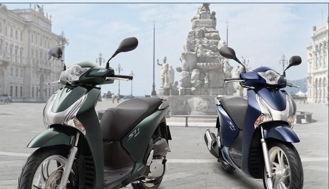 Xe SH của Honda Việt Nam - Ảnh minh họa: website của Honda Việt Nam