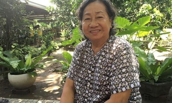 Bà Trần Thị Kim Chi, phu nhân nguyên Chủ tịch nước Nguyễn Minh Triết