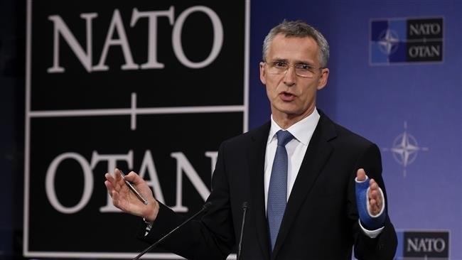 Tổng thư ký NATO Jens Stoltenberg - Ảnh: AFP