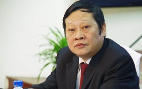 Thứ trưởng Bộ Y tế Nguyễn Viết Tiến từng là Giám đốc Bệnh viện Phụ sản Trung ương.