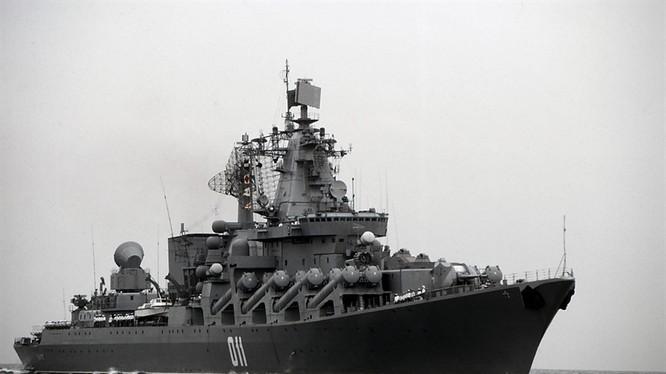 Tuần dương hạm tên lửa Varyag