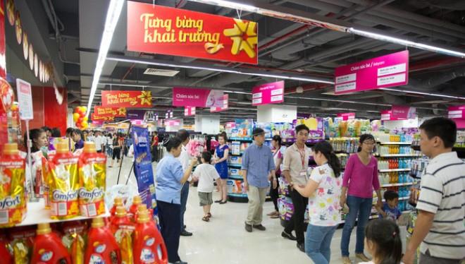 Tân Liên Phát trở thành công ty mẹ của chuỗi siêu thị VinMart