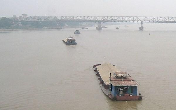 Xây dựng tuyến giao thông thủy xuyên Á trên sông Hồng