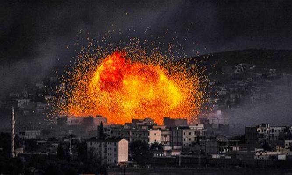 Một cuộc không kích PKK trong đêm của Thổ Nhĩ Kỳ